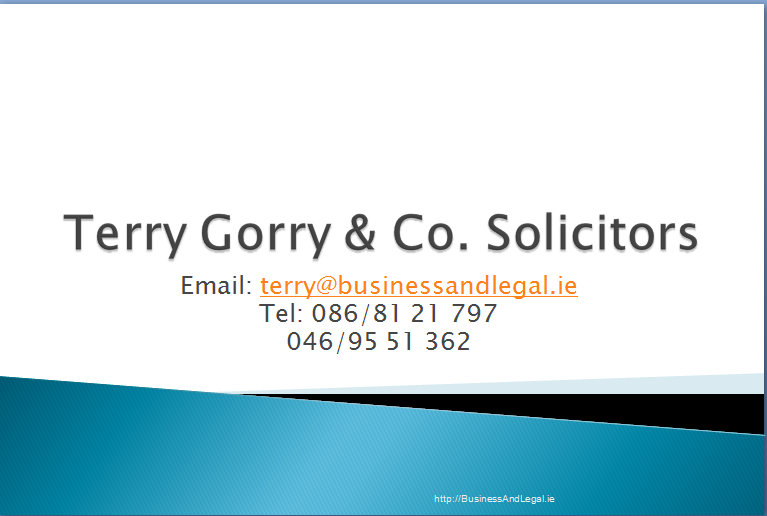 Understand the legal process of buying and selling your